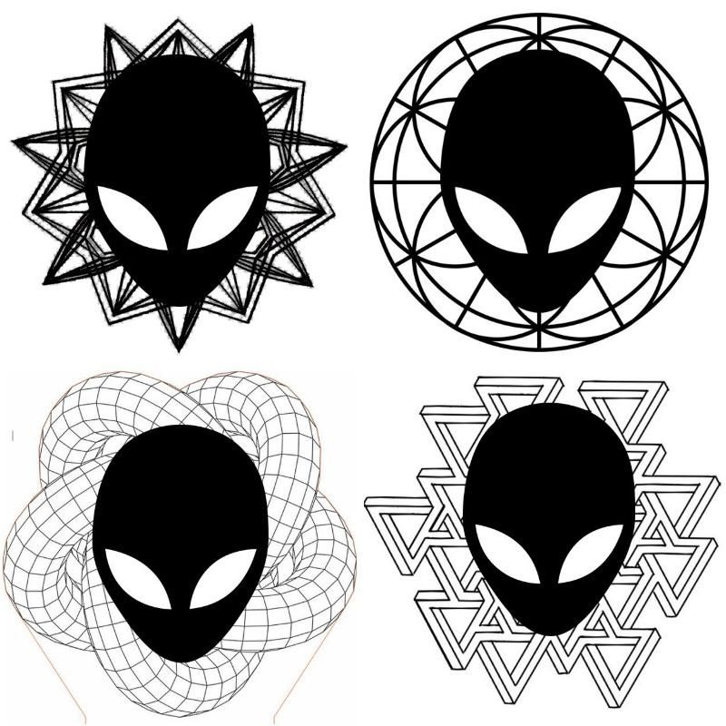 Opinions On Additions To My Alien Tattoo Tatuaggi Piccoli