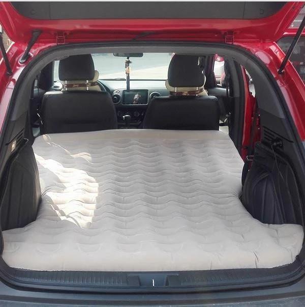 Inflatable SUV & Truck Mattress w/ Pump Suv camping
