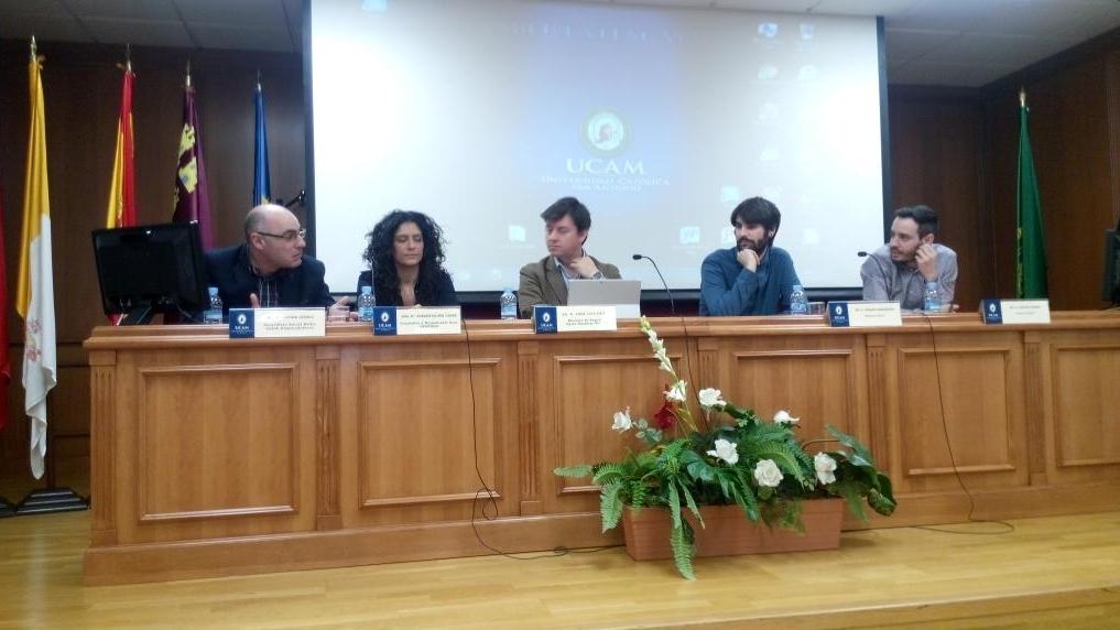 Semymas en Eventos: Jornada Emprende en Digital de Spain BS en UCAM