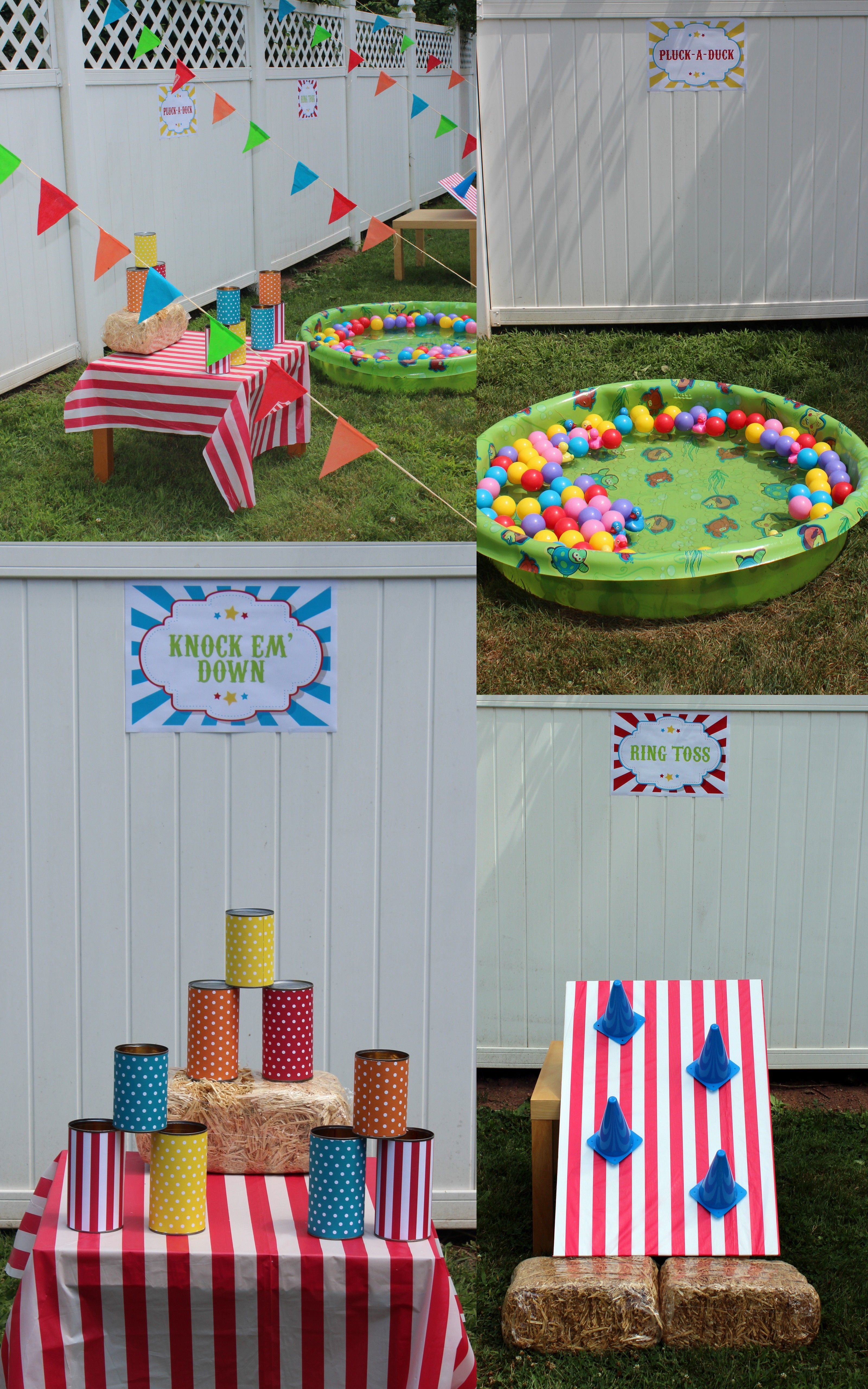 Simple 2nd Birthday Party Themes This Kara s Party Ideas Cat