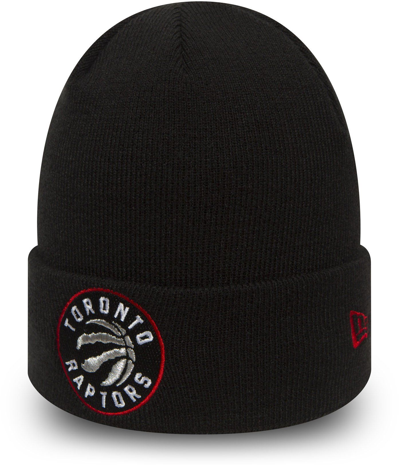 95c71cbee77 Toronto Raptors New Era NBA Team Essential Cuff Knit Beanie – lovemycap