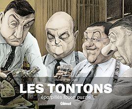 Bd de philippe chanoinat charles da costa un hommage pour le plus incontournable des films - Tonton flingueur cuisine ...