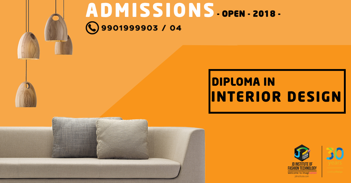 Redesign Spaces Into Havens Of Creativity And Comfort Enrol For The 1 Year Diploma In Technology Fashion Diploma In Fashion Designing Interior Design Courses