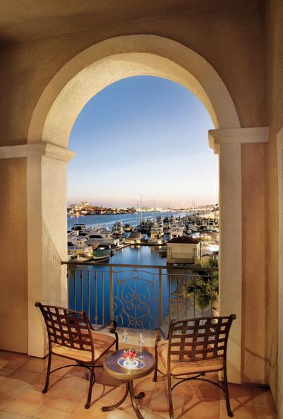 Beach Hotels, Newport Beach, Balboa