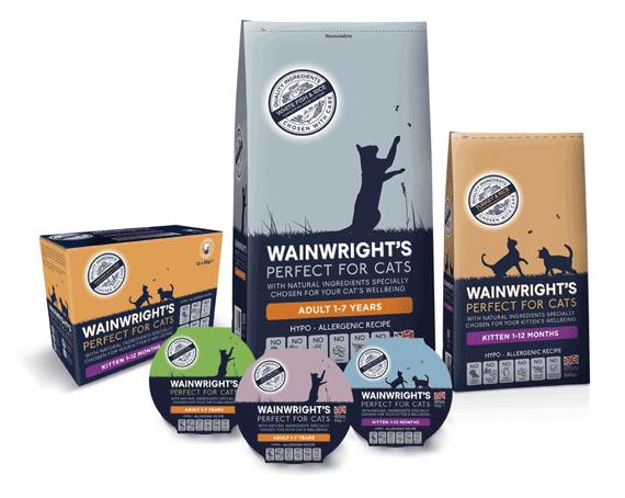 Wainwrights Grain Free Dog Food >> Wainwright S Brings Out Grain Free Food Packaging