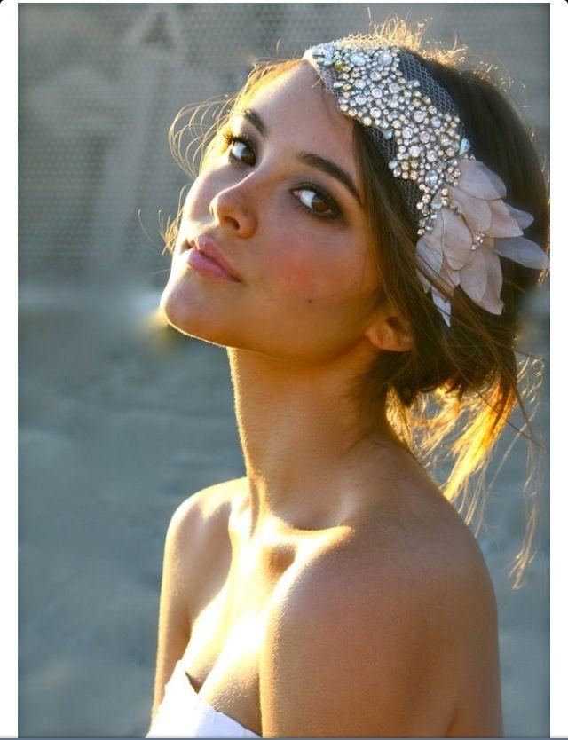 2014 Wedding Trends | Hair Embelichments | Bridal Hair Piece