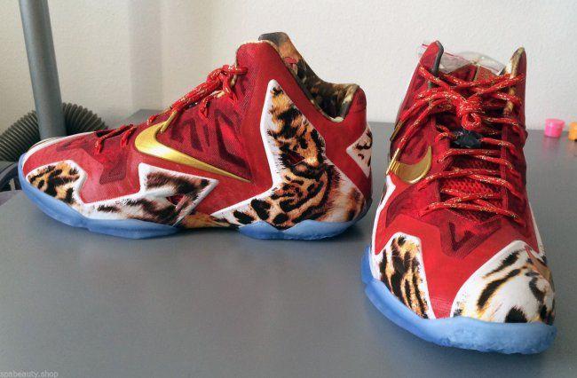"half off d4d1b c9c03 Nike LeBron XI (11) ""NBA 2K14″   Nike   Nike lebron, Nike, Nba"