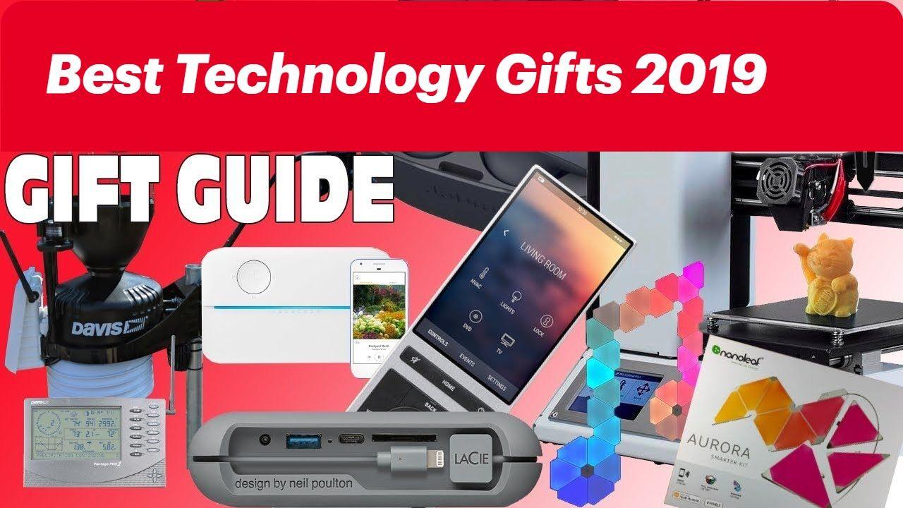 Christmas Gifts Technology Gadgets 2019 Tech Christmas Gifts Technology Gifts Cool Technology Gifts