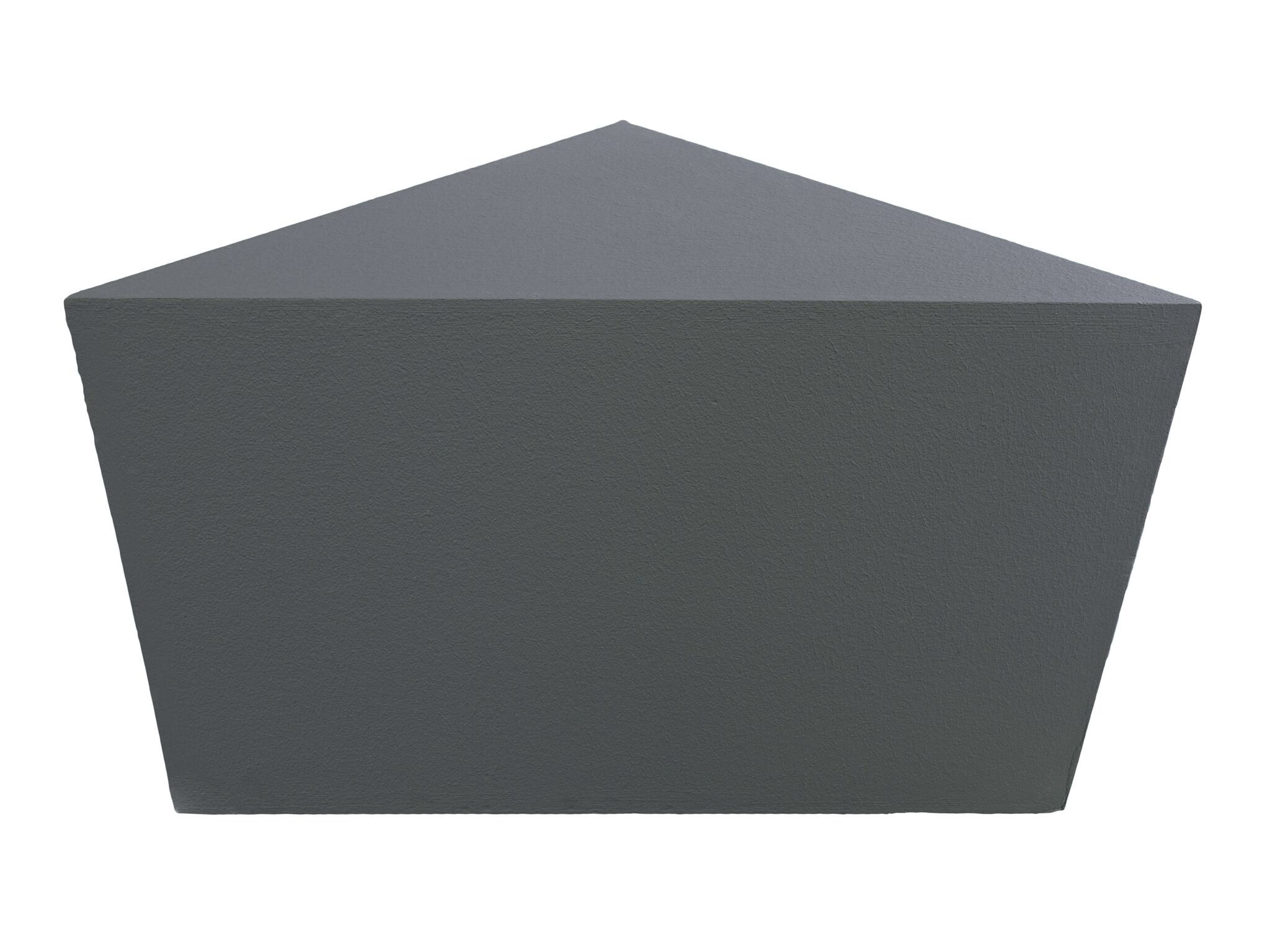 Preformed Triangle Seat Available In 16 X 16 Or 23 X 23