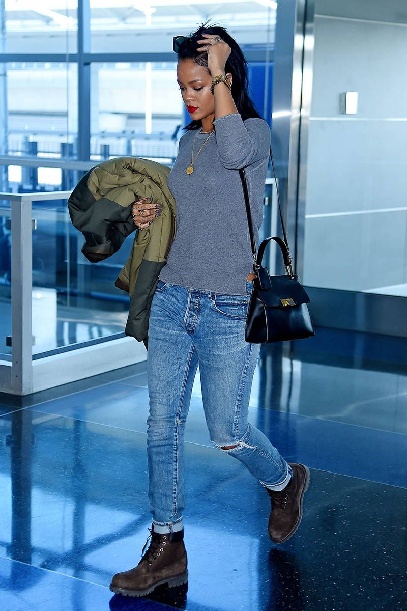 The Best Celebrity Outfits of Winter 2019 | Fashion ...