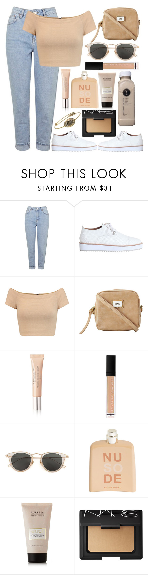 cc6066b6cef by burcaak ❤ liked on Polyvore featuring Topshop
