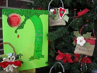Christmas Giving Tree Ideas.The Perfect Gift For A Teacher A Copy Of The Giving Tree