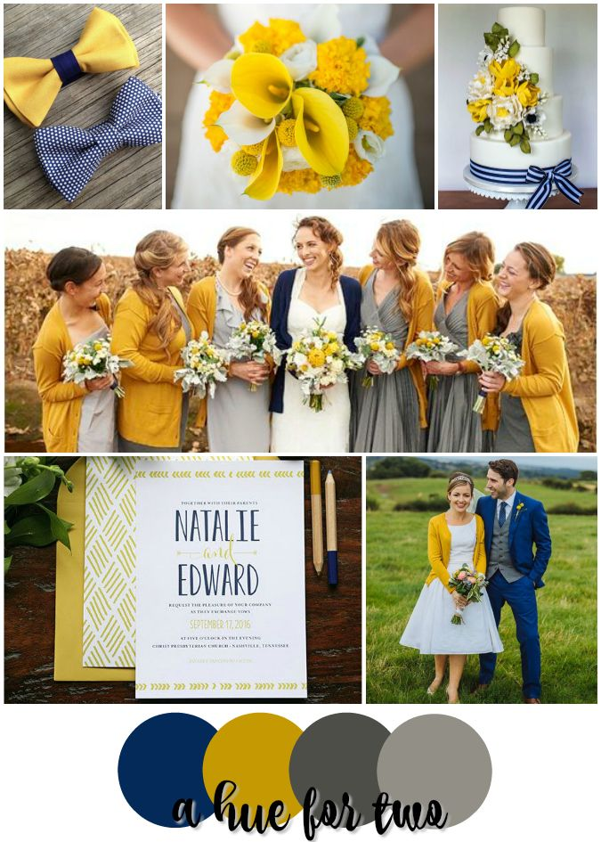 Navy Mustard And Grey Rustic Wedding Colour Scheme Mustard Wedding Colors Mustard Wedding Rustic Wedding Colors