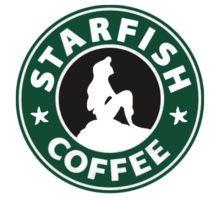 Starfish Coffee with Ariel