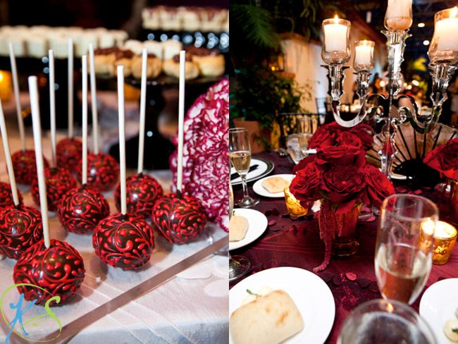 Ideas Food And Centerpieces Spanish