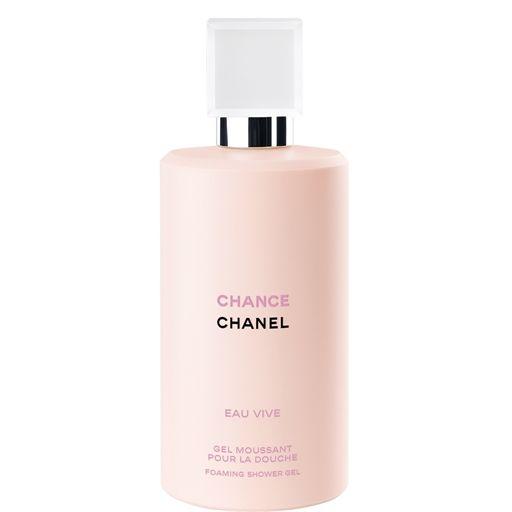 Chance Eau Vive Foaming Shower Gel With Images Fragrances Perfume Perfume Body Moisturizer