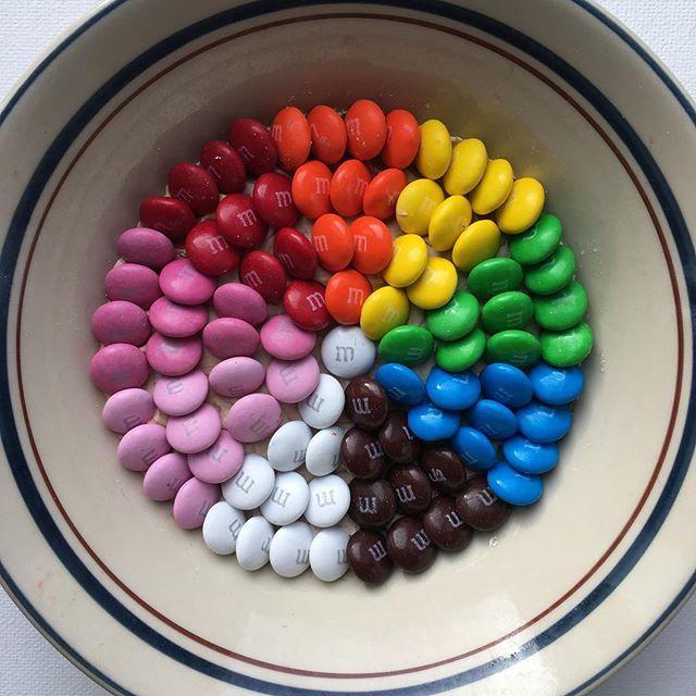 MMM&MMM (V2) #adamhillman #mandmseries Should I make an M&M's in bowls series?