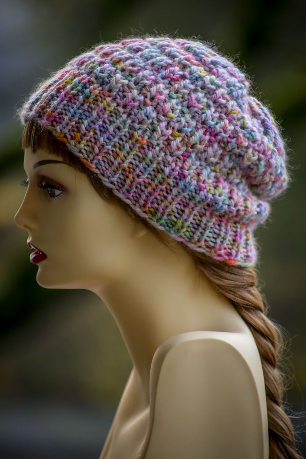 Ramble On Beanie | Projects To Make | Pinterest