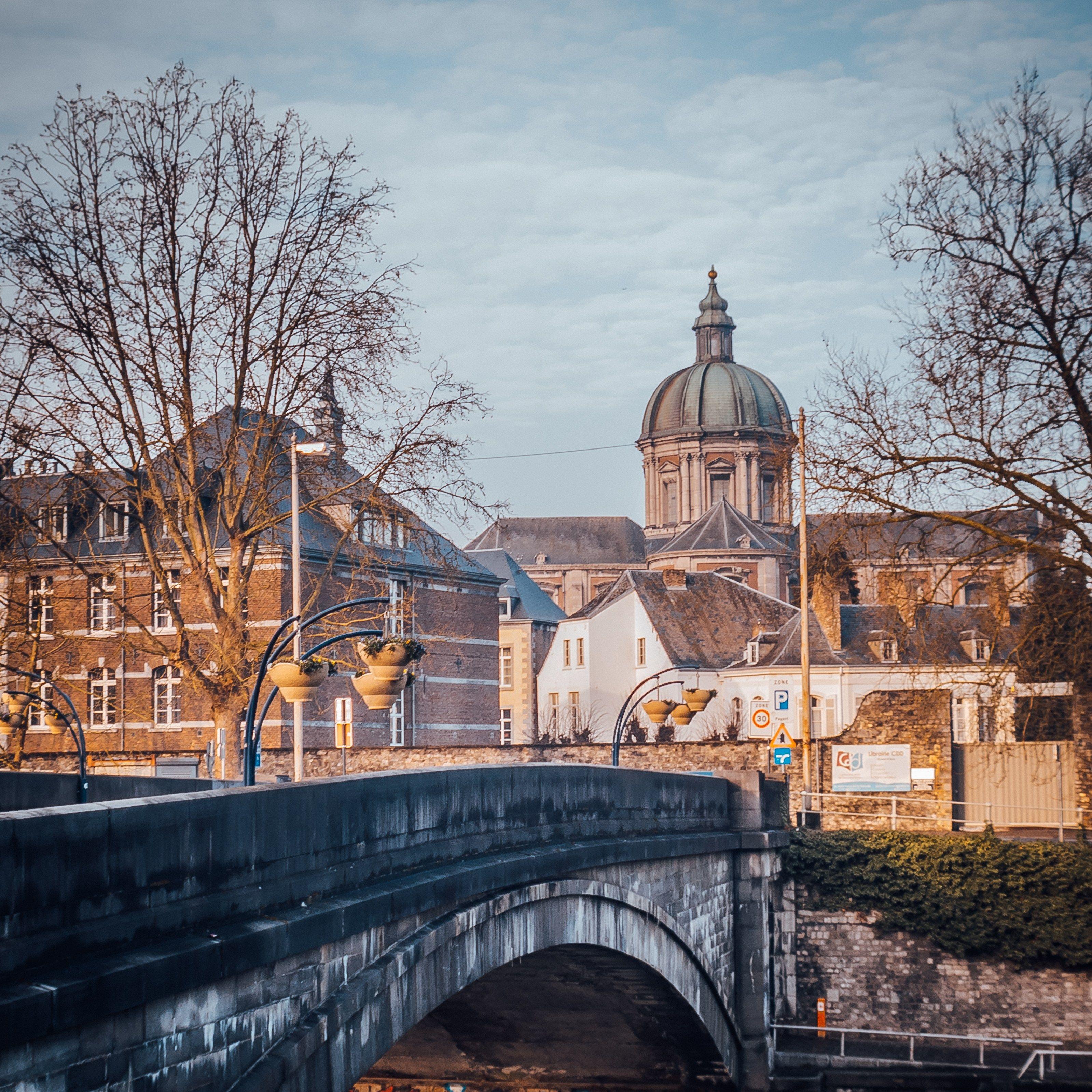 Exploring Belgium: 10 Kilometers Walk Around Namur
