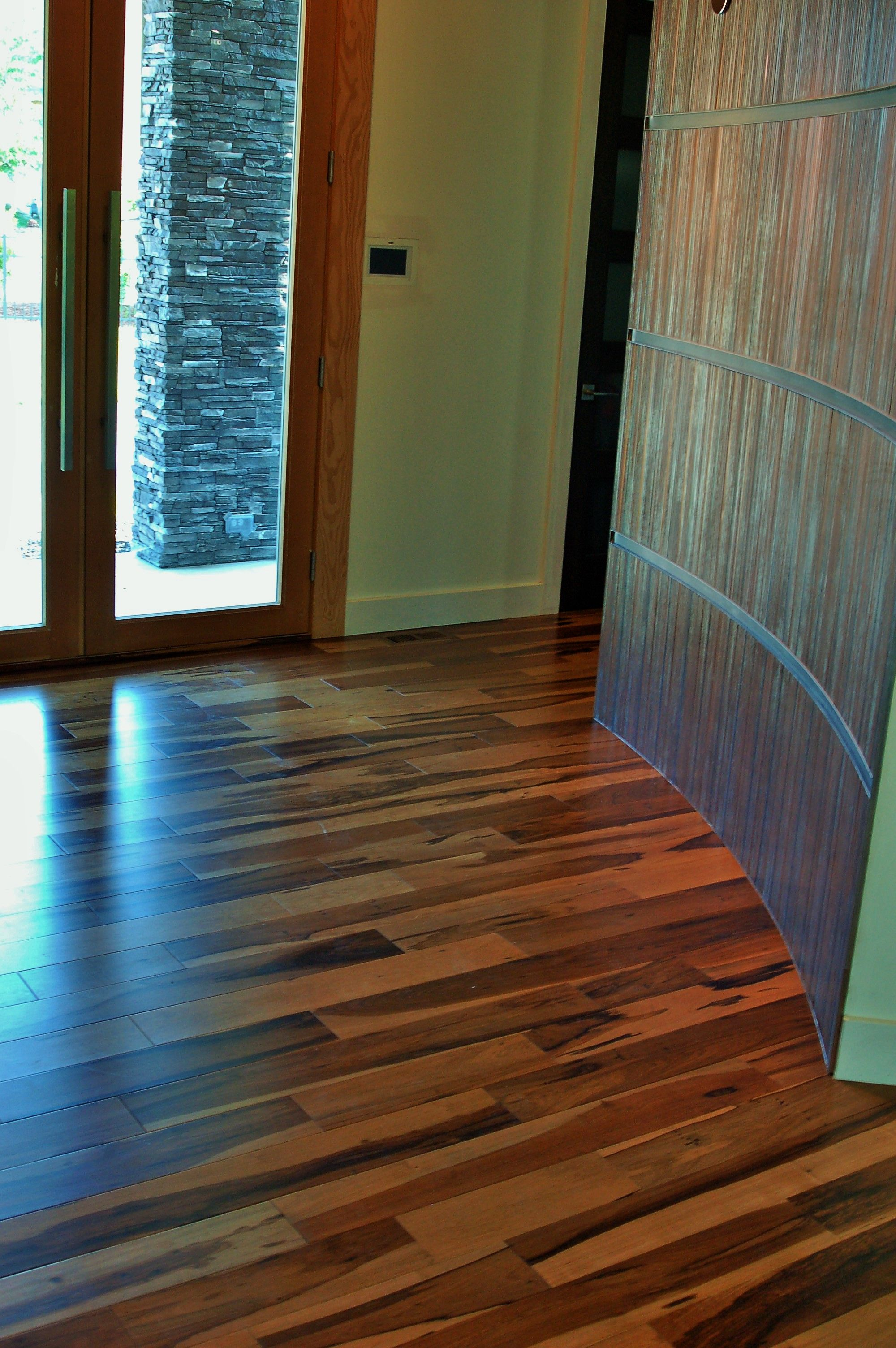 Pin by mansion hill custom floors on engineered brazilian pecan