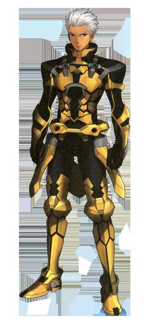 Playable Archer (No Name) in 2020 Shirou emiya, Archer