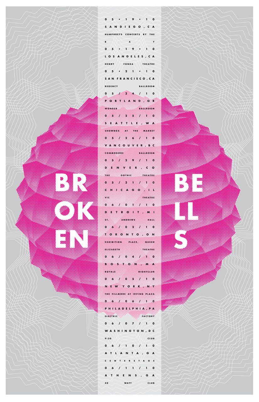 Broken Bells Artwork