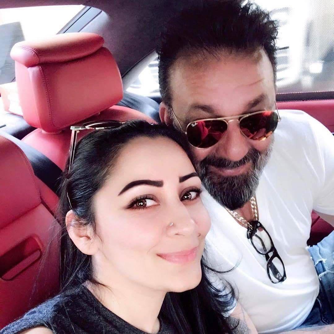 #RelationshipGoals: Sanjay Dutt with wife Manyata Dutt # ...