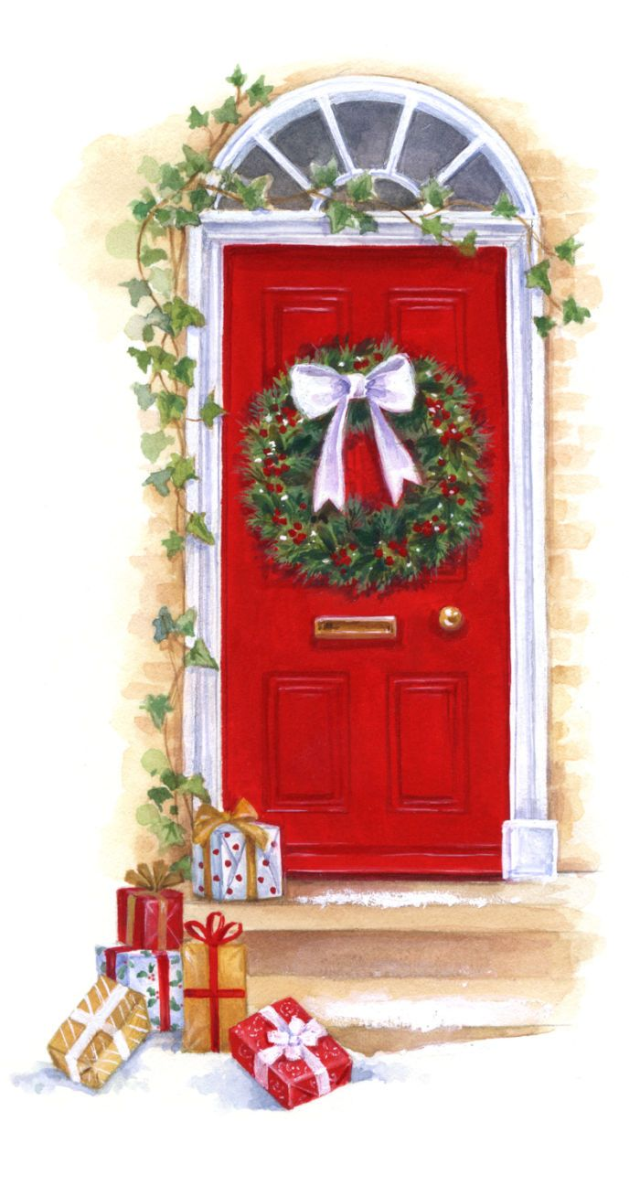 Лиза Олдерсон - Ла-красно-двери-аль-1-15-ам                              …
