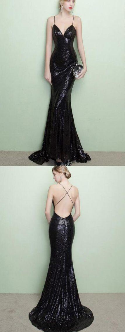 52+ Ideas Dress Evening Black Elegant