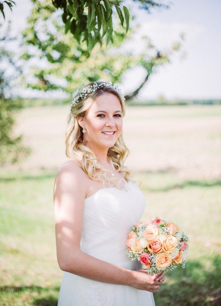 Dreamy vintage wedding I Bride