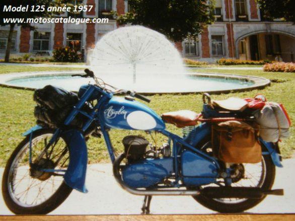 1957 Aiglon (France) 125cc