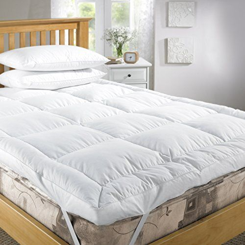 Viceroybedding Luxury Double Bed Size 60 Goose Feather 40 Goose