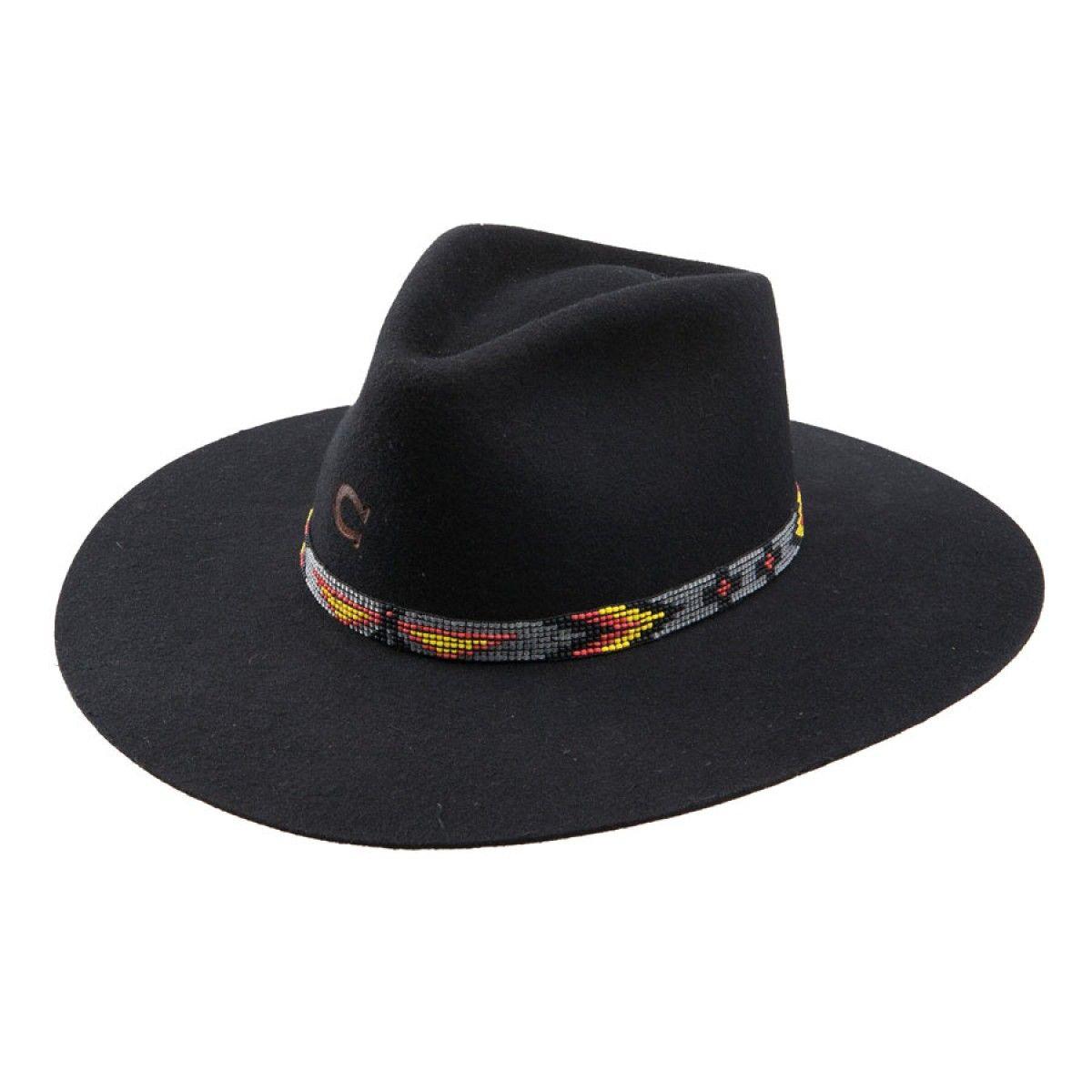 69e2c2bb6ff Charlie 1 Horse Rambler - Wool Cowboy Hat