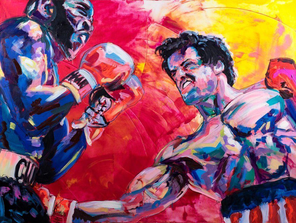 Rocky iii by joe everson