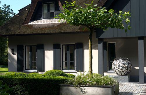 Villa blaricum gebouwd door de vhr groep afbeelding