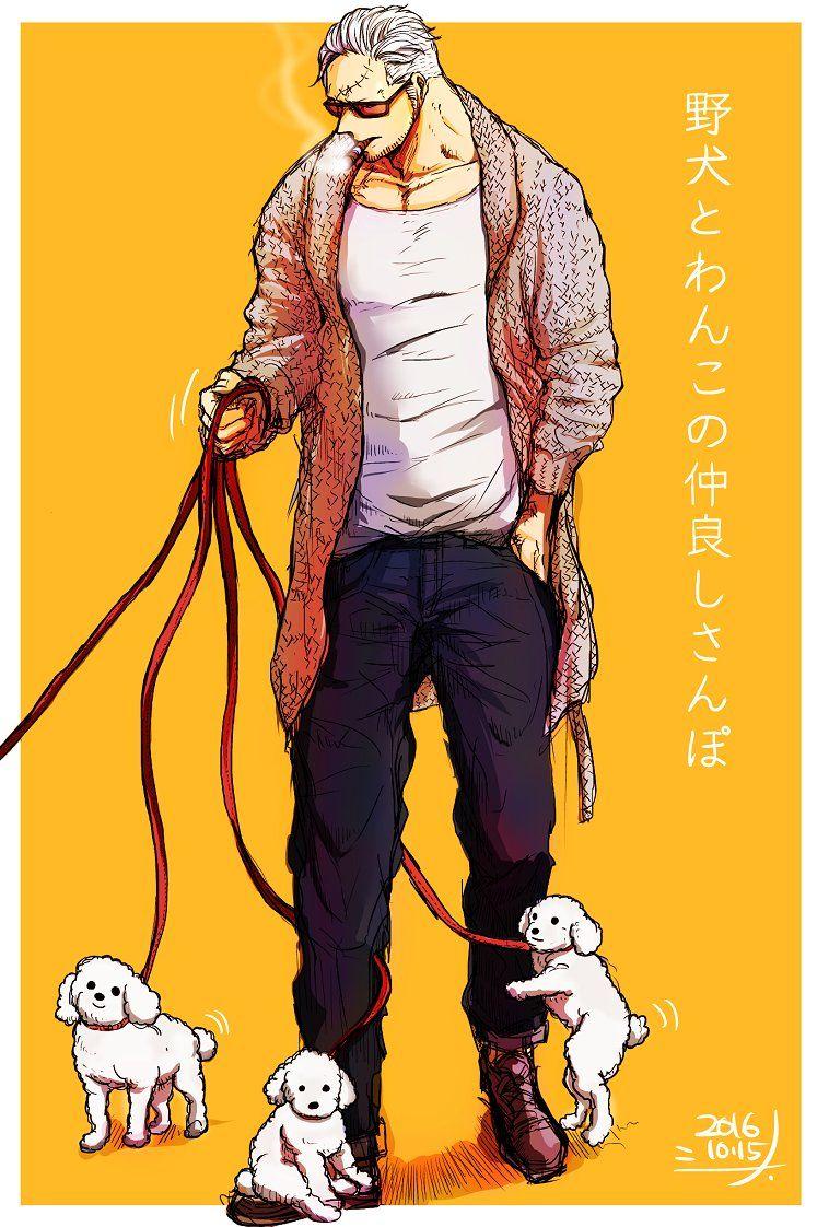One Piece, Smoker   One piece manga, One piece anime, One ...
