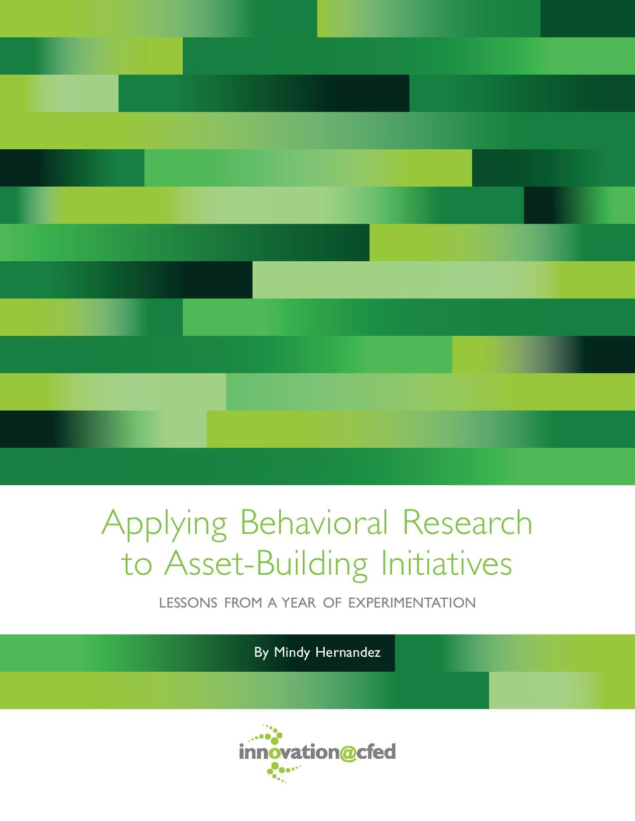 Behavioral finance term papers