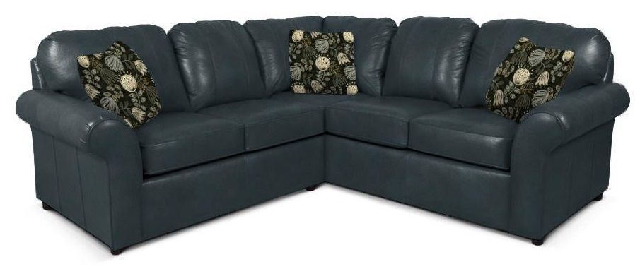 Moondust Leather Sectional 2400l Sectionals From England At