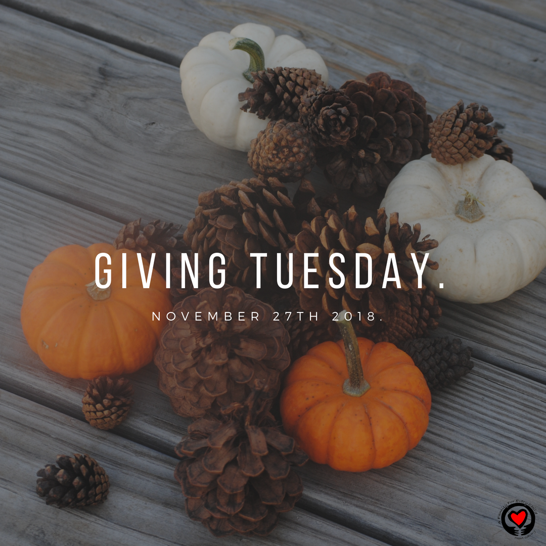 Make a difference. givingtuesday Giving tuesday, Donate