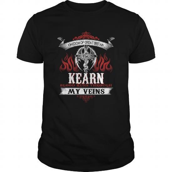 Awesome Tee  KEARN Blood Runs Through My Veins (Dragon) - KEARN  Tshirts, Hoodie T shirts