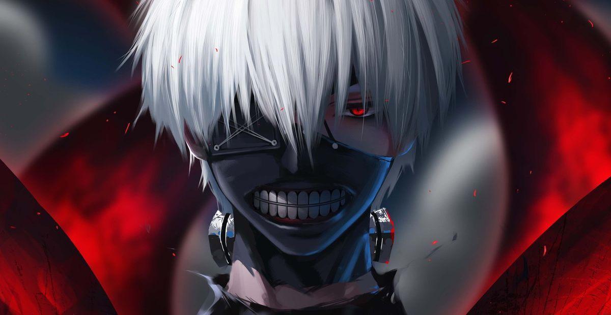 10 Karakter Anime Terkuat Dengan Rambut Berwarna Putih Di 2021 Wallpaper Tokyo Ghoul Manga Tokyo Ghoul Seni 3d Cool tokyo ghoul anime picture wallpaper
