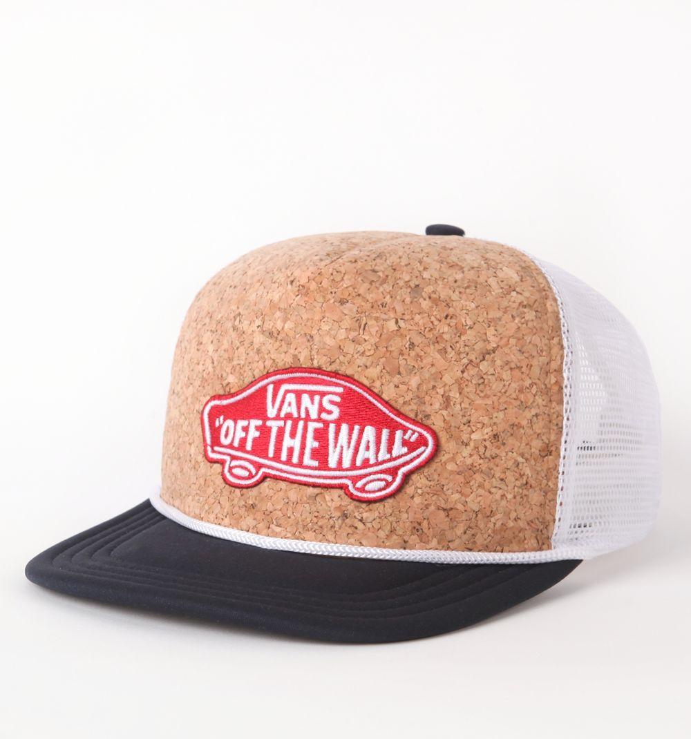 Vans Classic Patch Cork Trucker Hat | Classic patches, Hats