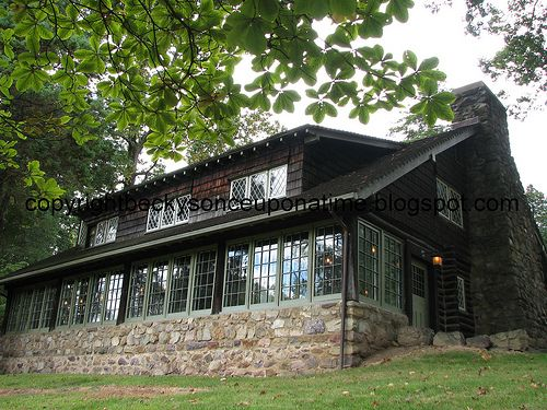 Once Upon A Time: Stickley House