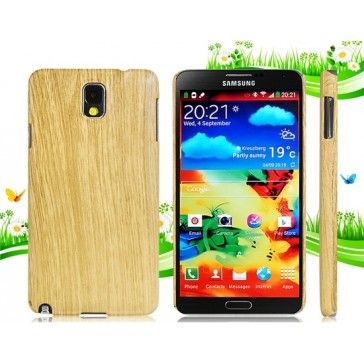Pine Wood Style Samsung Galaxy Note 3 Case