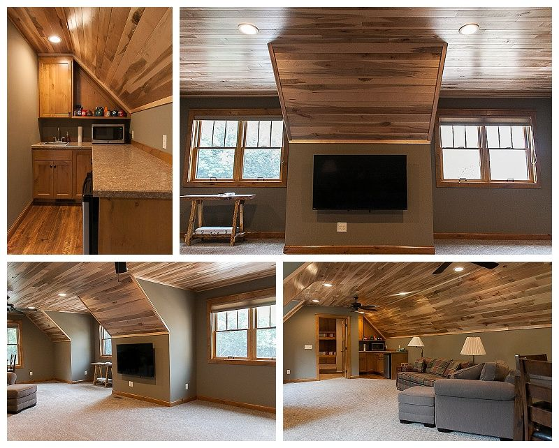 Decorating Bonus Room Above Garage | Bonus room over garage or as it ...
