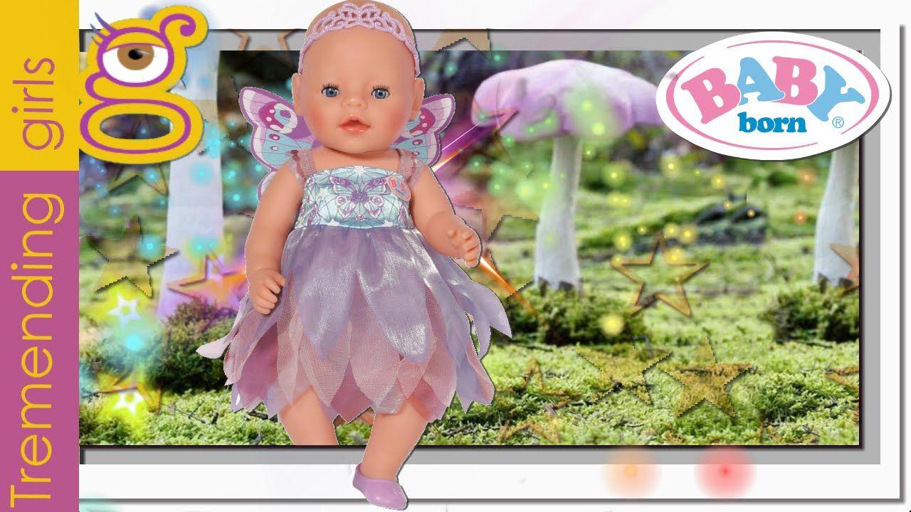 Nuevo Baby Born muñeco interactivo Pais de las Maravillas - juguetes baby born en español