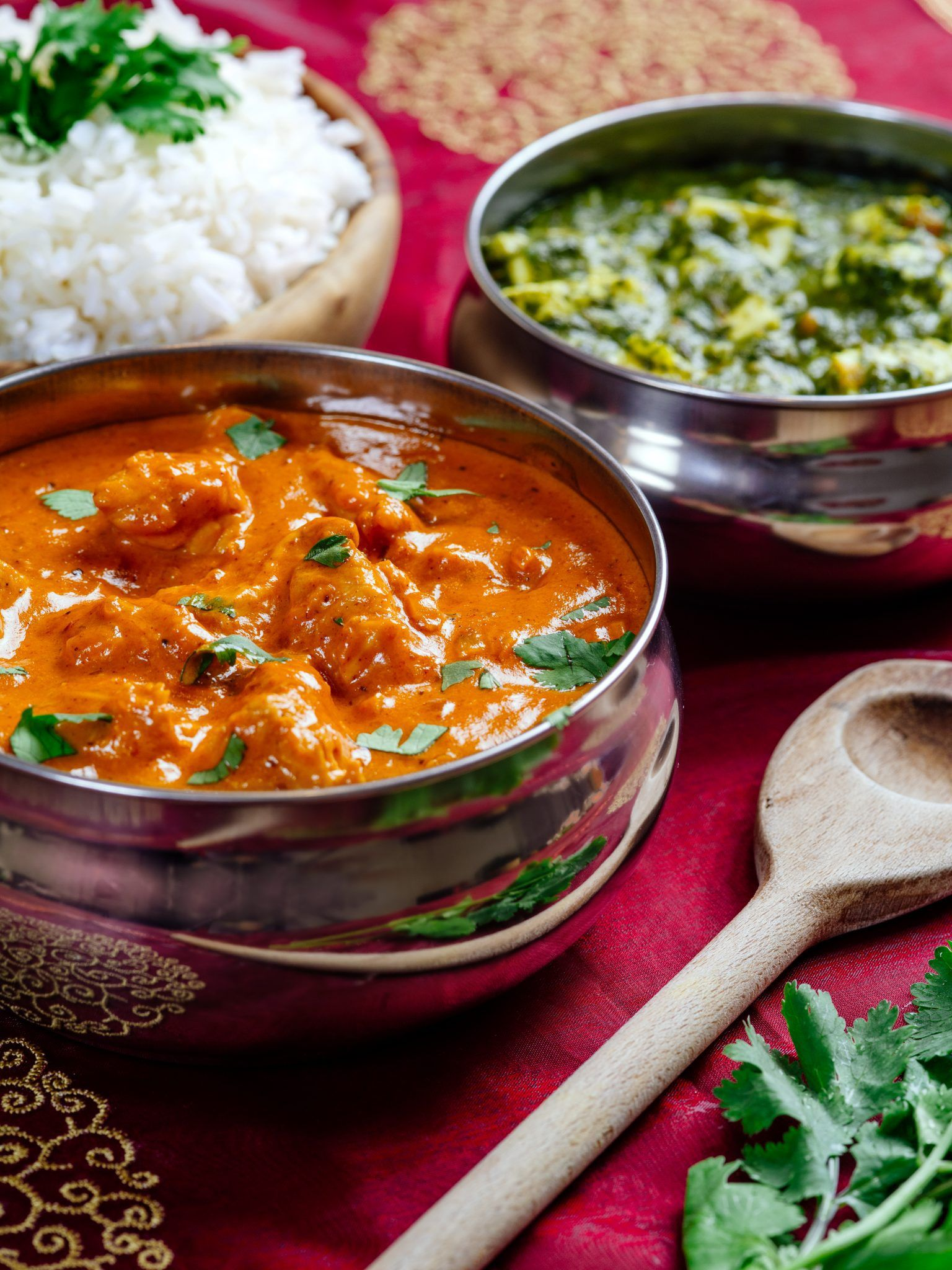 The Best Easiest Most Authentic Instant Pot Indian Butter Chicken You Ve Ever Had Join The Hundreds Of Peo Instant Pot Recipes Chicken Butter Masala Recipes