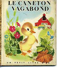 Petit Livre D Or 9 Le Caneton Vagabond Cocorico 1950 Illustr Provensen Petits Livres D Or Illustration De Livre Pour Enfants Livres Pour Enfants Vintage