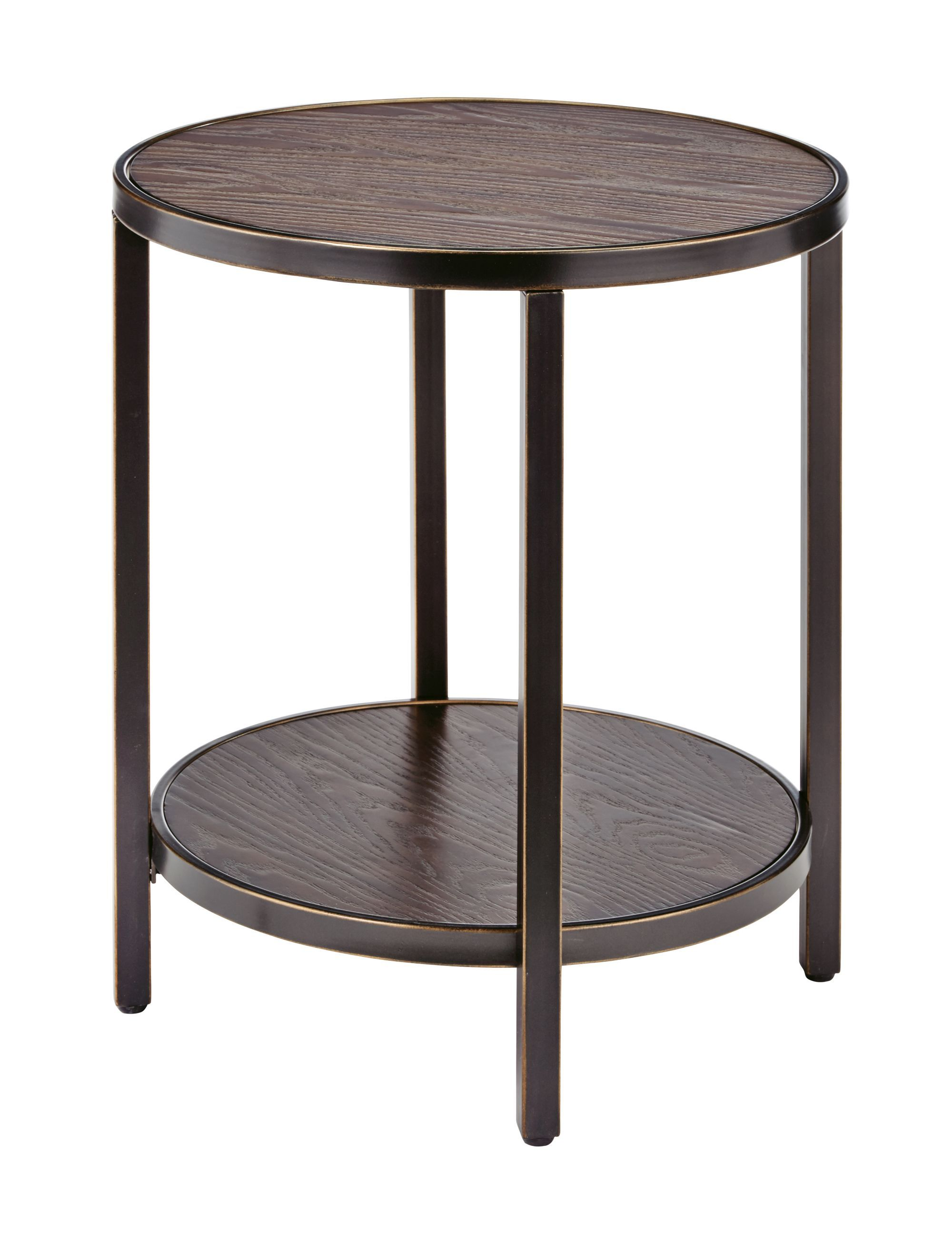- Canadian Tire Round Metal Accent Table, Metal Accent Table, Accent Table