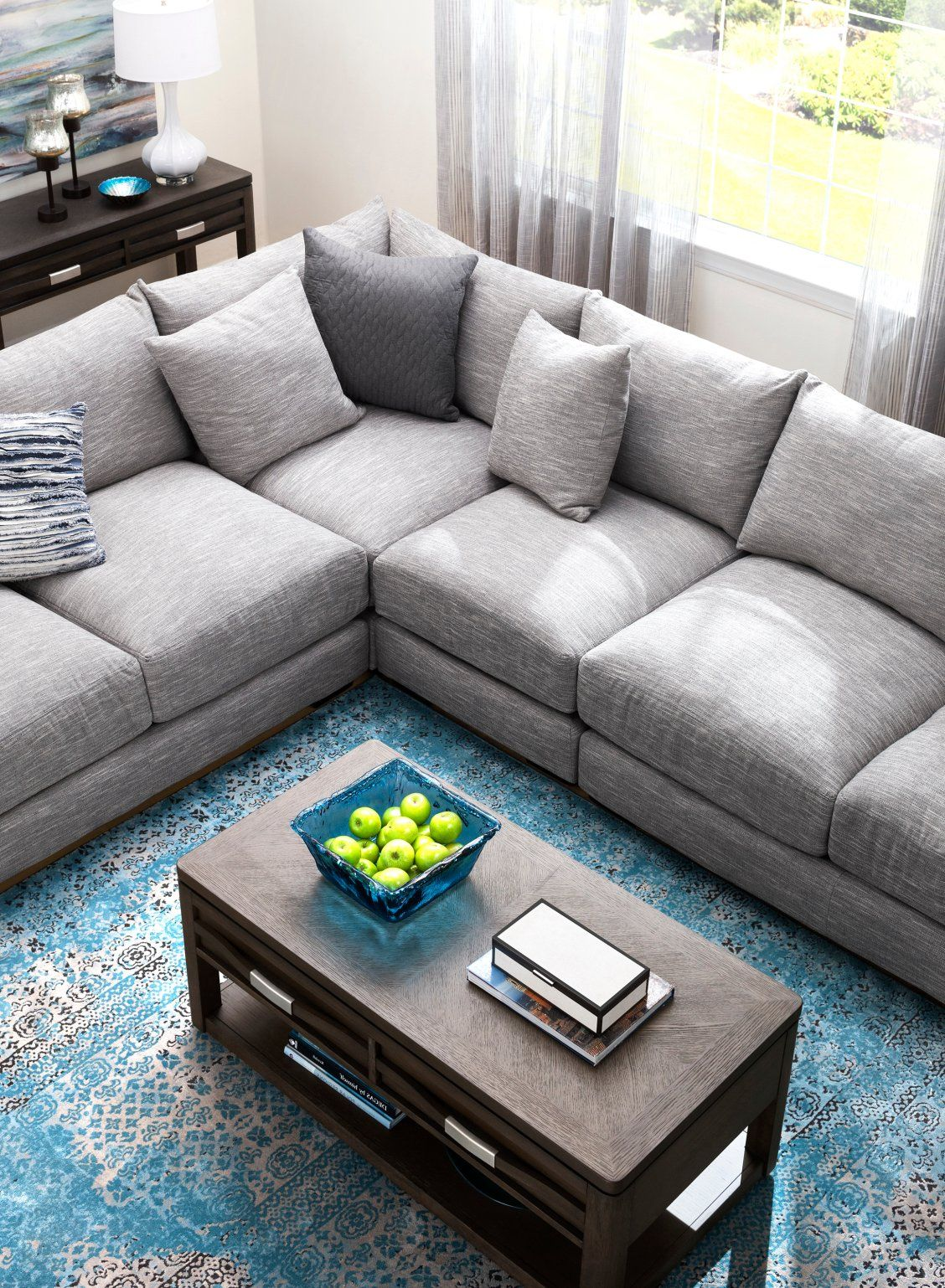 Peachy Leighton 3 Pc Sectional Sofa In 2019 Grey Sectional Sofa Unemploymentrelief Wooden Chair Designs For Living Room Unemploymentrelieforg